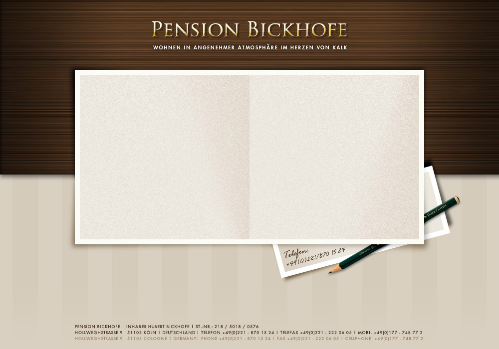Pension Bickhofe